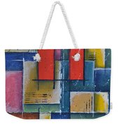 Red Pillars Weekender Tote Bag