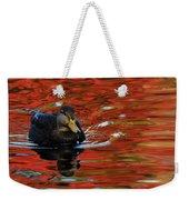 Red Pond Weekender Tote Bag