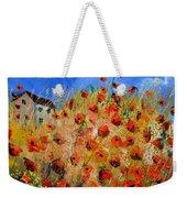 Red Poppies 562111 Weekender Tote Bag