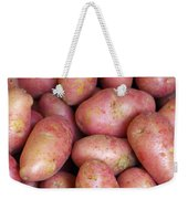 Red Potatoes Weekender Tote Bag