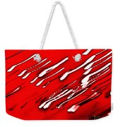 Red Racers Weekender Tote Bag