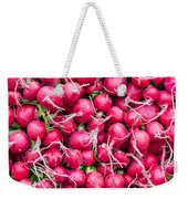 Red Radishes  Weekender Tote Bag