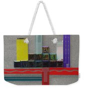Red River City Weekender Tote Bag