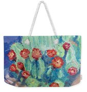 Red Rock Beauty Weekender Tote Bag