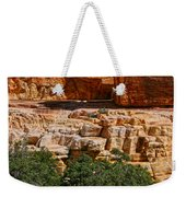 Red Rock Canyon 3 Weekender Tote Bag
