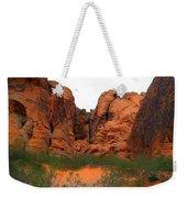 Red Rock Canyon. Weekender Tote Bag