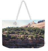 Red Rock Canyon In Arizona Weekender Tote Bag