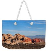 Red Rock Canyon Las Vegas Weekender Tote Bag