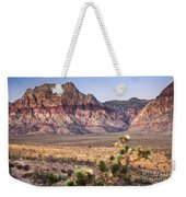 Red Rock Canyon Lv Weekender Tote Bag