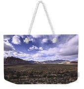 Red Rock Canyon Nevada Weekender Tote Bag
