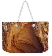 Red Rock Cave Weekender Tote Bag
