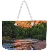 Red Rock Crossing Weekender Tote Bag