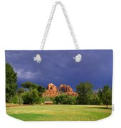 Red Rock Crossing Park Weekender Tote Bag