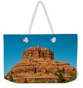 Red Rock Formation Sedona Arizona 21 Weekender Tote Bag