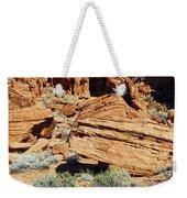 Red Rock Land Weekender Tote Bag