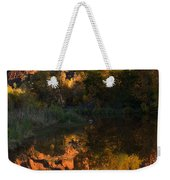Red Rock Reflections Weekender Tote Bag