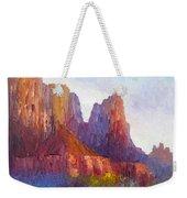 Red Rock Ridge Weekender Tote Bag