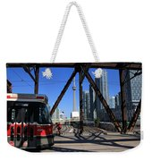 Red Rocket 10 Weekender Tote Bag