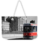 Red Rocket 14c Weekender Tote Bag