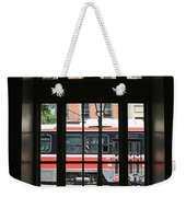 Red Rocket 32 Weekender Tote Bag