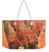 Red Rocks - Bryce Canyon Weekender Tote Bag