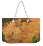 Red Rocks Of Roussillon Weekender Tote Bag