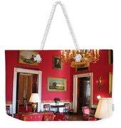 Red Room White House Weekender Tote Bag