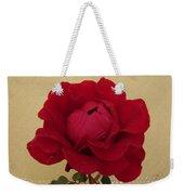 red rose III Weekender Tote Bag