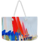 Red Sails In The Sunset Weekender Tote Bag