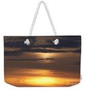 Red Sky - Gloaming Weekender Tote Bag by Michal Boubin