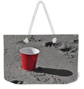 Red Solo Cup Weekender Tote Bag