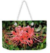 Red Spider Lily Weekender Tote Bag