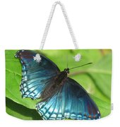 Red-spotted Purple Weekender Tote Bag
