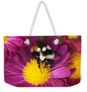 Red-tailed Bumble Bee Weekender Tote Bag