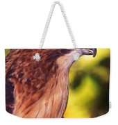 Red Tailed Hawk - 59 Weekender Tote Bag