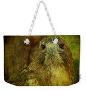 Red-tailed Hawk II Weekender Tote Bag
