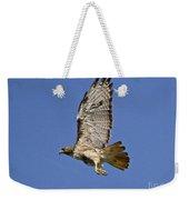 Red-tailed Hawk Takeoff Weekender Tote Bag
