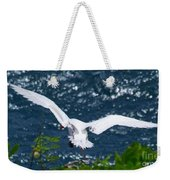 Red Tailed Tropic Bird Weekender Tote Bag