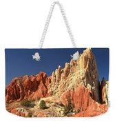 Red To White To Blue Weekender Tote Bag