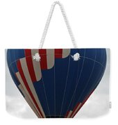 Red White And Balloon 2 Weekender Tote Bag