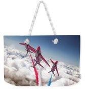 Red White Blue  Weekender Tote Bag
