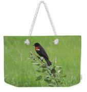 Red Wing Blackbird Weekender Tote Bag