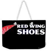 Red Wing Shoes 2 Weekender Tote Bag