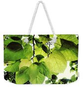 Catalpa Branch Weekender Tote Bag