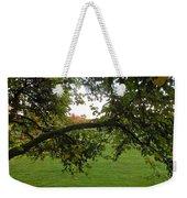 Redbud Tree In Autumn Weekender Tote Bag