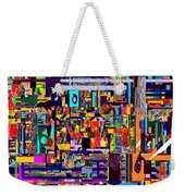 Redemption Prayer 12b Weekender Tote Bag