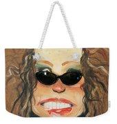 Ginger In Sunglasses Weekender Tote Bag
