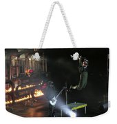 Red's Lead Singer Can Fly Weekender Tote Bag