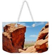 Redstone Canyon Weekender Tote Bag
