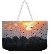 Redwing Sunset Weekender Tote Bag